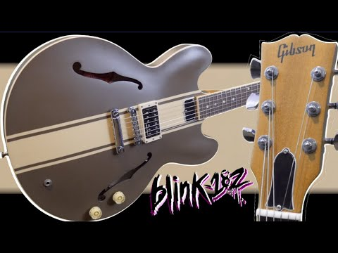 How Did These Get So Expensive? | 2007 Gibson Tom Delonge Signature ES-333 | Review + Demo