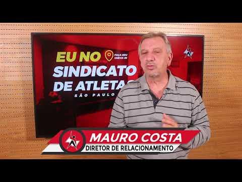 Diretor de Relacionamento do Sindicato de Atletas fala sobre atendimentos durante a pandemia