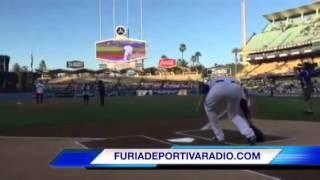 El pésimo lanzamiento de Gio con Dodgers