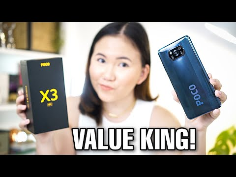 POCO X3 NFC: BUDGET PRICE, KILLER SPECS!