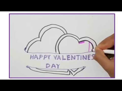 Happy quotes - Happy valentines day hearts / Happy #Valentine Day 2019 /#Whatsapp Status