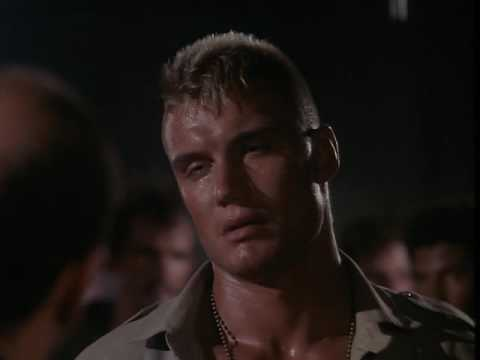 Ivan Drago after have lost to Rocky