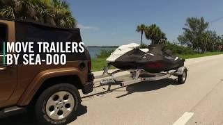 1. 2019 Sea Doo MOVE Trailers