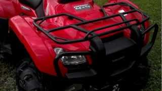 9. 2012 Honda Foreman Recoil Start.