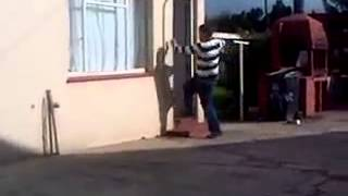 Worcester South Africa  city images : Funny Door Slams Worcester, South Africa