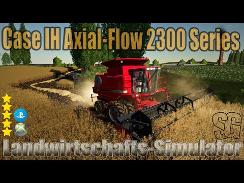 Case IH Axial-Flow 2300 Series v1.0.0.0
