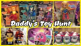 Daddy's Toy Hunt - Lego Beauty & Brickheadz, Spacepop Dolls and MoreWe are a family of toy collectors! Our videos include toy reviews, costumes, cosplay, tutorials, challenges, blind bags, vlogs, toy hunts, and stop motion videos. Drusila and Nessy love all things Monster High, plus Vamplets, Zelfs, Disney, Play Doh, and Funko. Daddy loves anything Lego, and he does a regular Daddy's Toy Hunt series. We're fun and goofy and a little bit crazy, and we like to give truthful opinions of the toys we review. We love sharing our videos with viewers around the world! Monster High Boo York Boo York Reviews Playlisthttp://youtu.be/HlvjVYoQhqIChallenges Playlist:https://www.youtube.com/playlist?list=PL3waLuL3Pk2-gULcDcrmeN6NttkR8uRJ5Toy Hunting Videos Playlisthttps://www.youtube.com/playlist?list=PL3waLuL3Pk29xpmZsloUgB81q88B1pTnUDrusila Talks About Vlogshttps://www.youtube.com/playlist?list=PL3waLuL3Pk2-zLjg_AflX4vKoX5QmGlkGBlind Bags Fever Videoshttps://www.youtube.com/playlist?list=PL3waLuL3Pk29gdX71OkFPzInCTjv44bKGMonster High Halloween Costumes and Cosplayhttps://www.youtube.com/playlist?list=PL3waLuL3Pk2_2WP4hKQ8_dpXaZVlSN4U9Monster High SDCC Exclusive Dolls Reviewshttps://www.youtube.com/playlist?list=PL3waLuL3Pk28sle3rpHRgsT8uGCe7aSr1Custom Dolls Videos https://www.youtube.com/playlist?list=PL3waLuL3Pk2-40nNY81VeFoKONmMA0g27Follow us :http://instagram.com/wookiewarrior23ythttps://www.flickr.com/photos/wookiewarrior23https://plus.google.com/+WookieWarrior23
