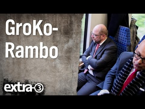 GroKo-Rambo | extra 3
