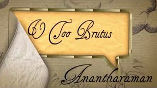 U Too, Brutus (2012) - Tamil Short Film - Naalaya Iyakunar Season 4