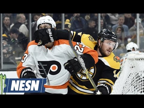 Video: Bruins Travel To Philly, Look To Keep Winning Ways Going vs. Flyers