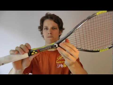 Black Knight Ion Cannon Power Surge PS Squash Racquet Review