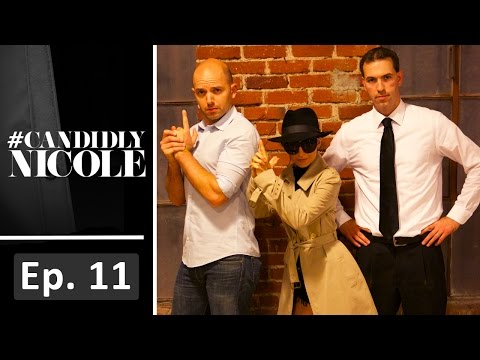 Secret Agent Richie | Ep. 11 | #Candidly Nicole