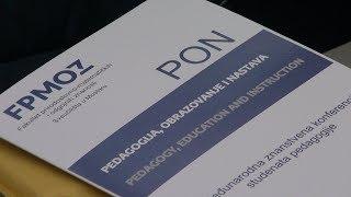 Međunarodna studentska konferencija: Pedagogija, obrazovanje i nastava