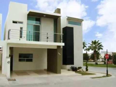 Fachadas de casas residenciales videos videos for Casas modernas residenciales