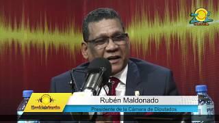 Rubén Maldonado comenta sobre la importancia de los Foros Legislativos,