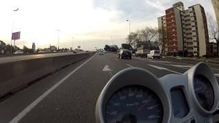 8. Honda Twister CBX 250 - 140 km/h