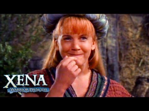 Gabrielle To The Rescue! | Xena: Warrior Princess