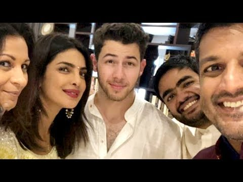 INSIDE Photos | Priyanka Chopra And Nick Jonas Eng