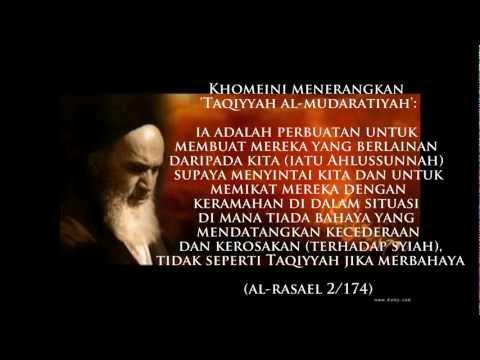 22. Pesanan Mullah Syiah kepada penganut agama syiah di Malaysia