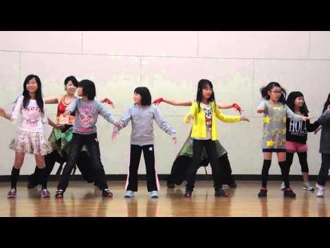 !2013 10 20春光小学校ふれあいバザー 嵐舞あいべつかみどん
