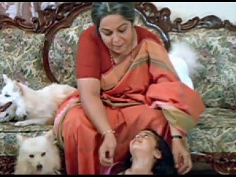 Little Soldiers Movie Scenes - Rohini takes care of Baladitya & Baby Kavya - Heera
