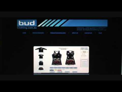 Video of BUD CLOTHING Custom Designed