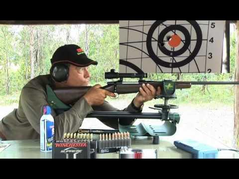 CZ Safari Magnum Classic - Range Test (видео)
