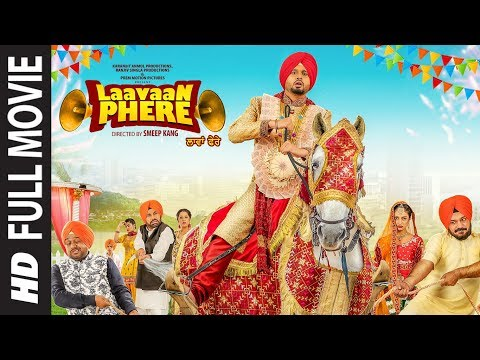 Laavaan Phere Full Movie | Roshan Prince | Rubina Bajwa | Latest Punjabi Movie