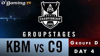 World Championship 2014 - Groupstages - Groupe D - KBM vs C9