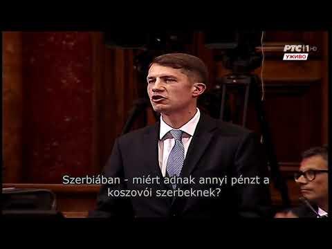 Dr. Pásztor Bálint: A koszovói kérdés egész Szerbia ügye-cover