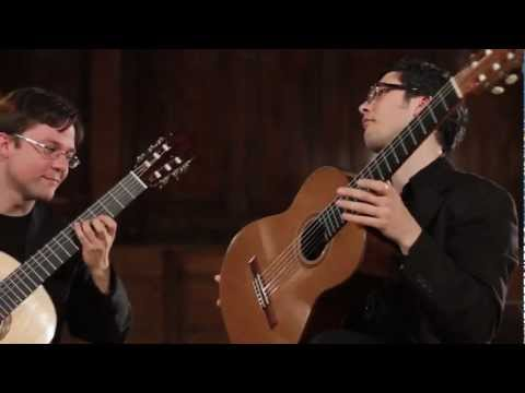 Quelus Duo Plays Machado