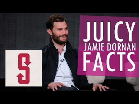 Juicy Jamie Dornan Facts
