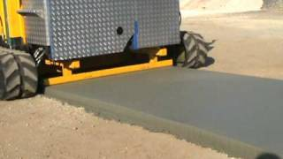 This Paving Machine Looks Awesome!