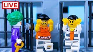 Video LEGO City Prison Break STOP MOTION LEGO Crooks Break Free! | LEGO Catch The Crooks | By Billy Bricks MP3, 3GP, MP4, WEBM, AVI, FLV Juli 2018