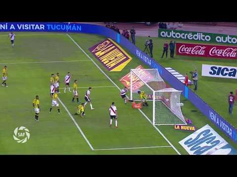Gol de Rafael Borré vs. Aldosivi