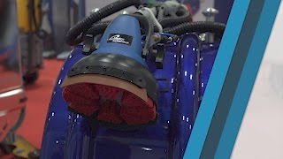 MotorScrubber at the London Cleaning Show