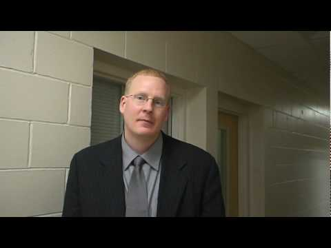 Men's Basketball vs. Ozarks, Shane Paben Interview, 1.29.2010