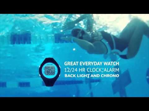 Poolmate Swim Watches (Lap counting) by Swimovate - Presented by ProSwimwear