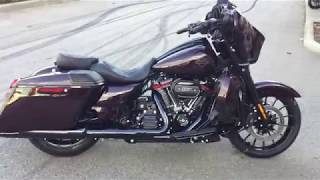 8. 2019 Harley-Davidson FLHXSE CVO Street Glide