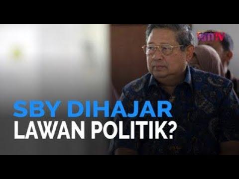 SBY Dihajar Lawan Politik?