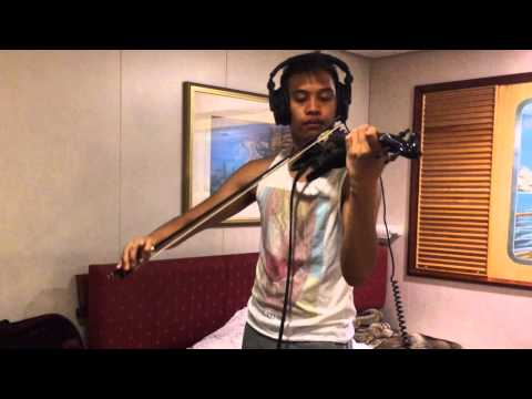 All of Me – John Legend Violin Cover