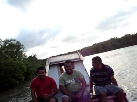 chegando em ilha Grande Humberto de Campos-MA..