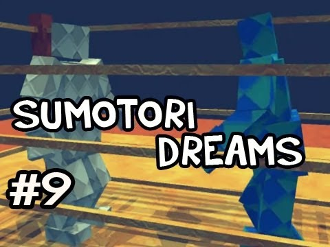 Sumotori Dreams MODS w/Nova Ep.9 - CAGE MATCH Video