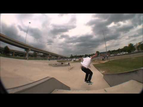 A day at huntsville skatepark