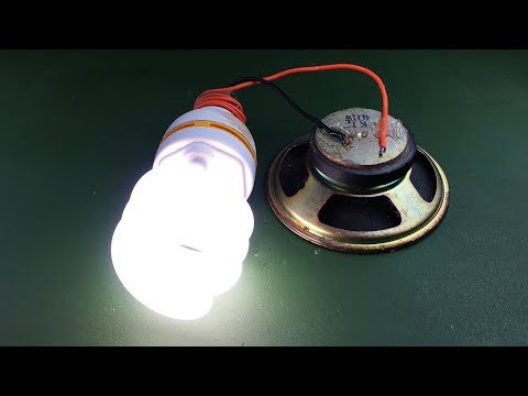 Download Science Electric Generator Magnets Speaker For Free New 2019