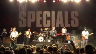 THE SPECIALS Live In San Francisco, 3/23/13