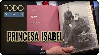 A jornalista Regina Echeverria que, durante dois anos, teve acesso à documentação sobre a Princesa Isabel e escreveu uma nova biografia com informações ...
