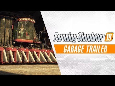 Разнообразие сельскохозяйственной техники в свежем видео по Farming Simulator 19