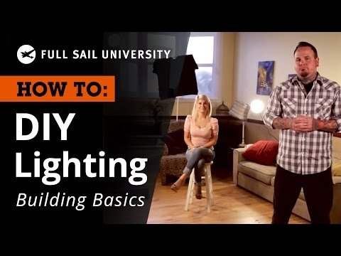 lighting - If you've seen our basic 3-point lighting how-to video, you should have a general understanding of lighting techniques for your own filmmaking -- but what if...