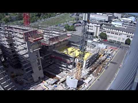 Holzkraftwerk II Basel